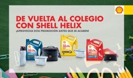 ¡DE VUELTA AL COLEGIO CON SHELL HELIX!